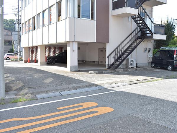 Arcdaysの駐車場